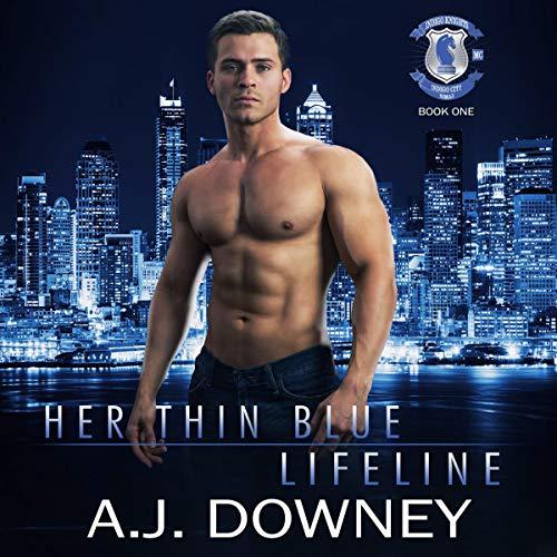 Her Thin Blue Lifeline cover art
