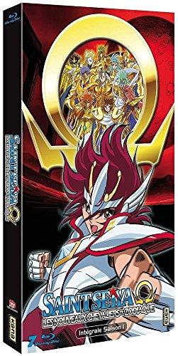 Saint Seiya Omega : Les Nouveaux Chevaliers du Zodiaque-Intégrale Saison 1 [Édition Limitée]