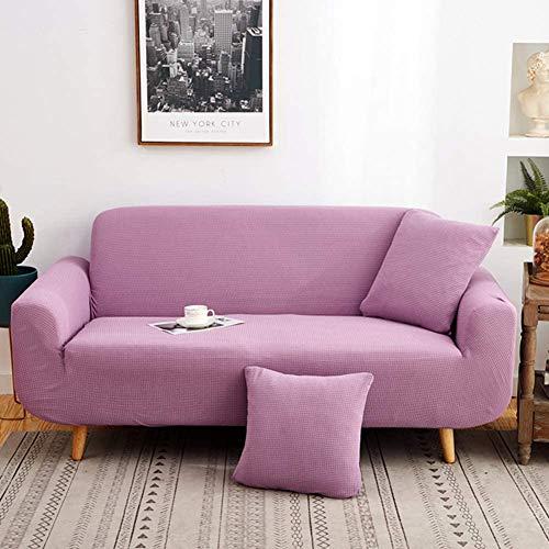 YAOWEI WERTY Estiramiento Sofá Cover, Antideslizante con Todo Incluido sofá Cubierta Cuatro Estaciones Cubierta Universal Completa Muebles Protector para la Tela de Cuero del sofá,4,190cm*230cm