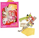 Our Generation OG Explorers Girl Scout Playset with 15 Accessories for 18-Inch Dolls