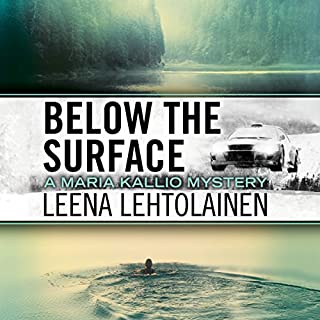 Below the Surface cover art