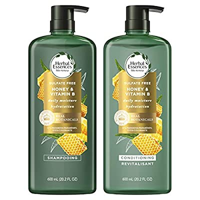 Herbal Essences, Shampoo and Conditioner Kit With Natural Source Ingredients