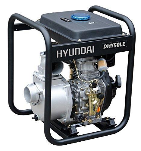 Hyundai HY-DHY50LE Motobomba Diesel