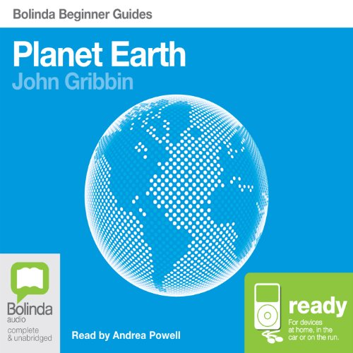 Planet Earth: Bolinda Beginner Guides audiobook cover art