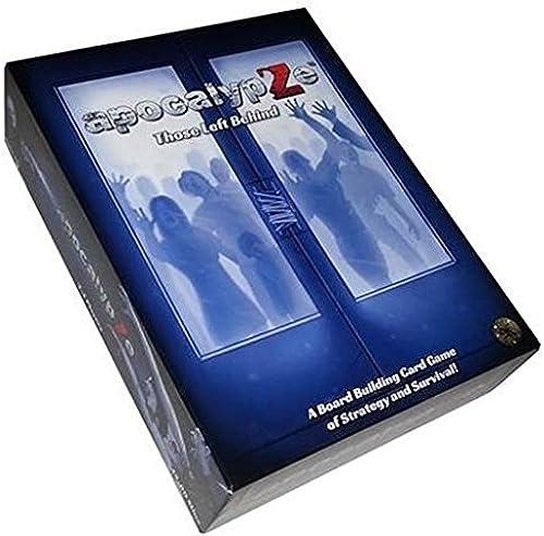 ApocalypZe Card Game by NINE KINGDOMS PUBLISHING