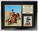 Legends Never Die John Wayne On Horse Framed Photo Collage, 11x14-Inch glasses frames for men Dec, 2020