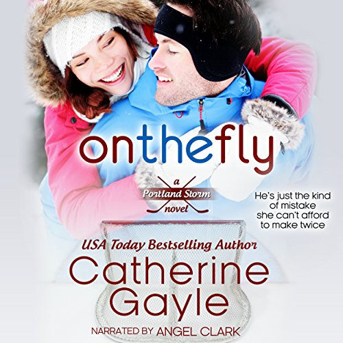 On the Fly audiobook cover art