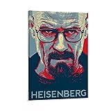 caomei Heisenberg Poster, dekoratives Gemälde, Leinwand,
