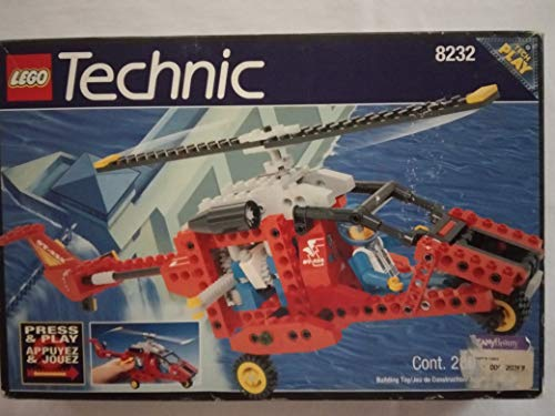 LEGO Technic Chopper Force 8232