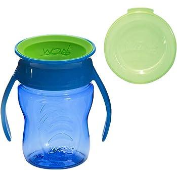 ベルニコ Wow Cup ベビー ベビーマグ ブルー