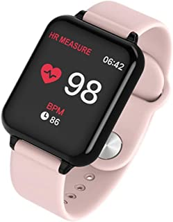 Fitness Tracker WLR B57 1.3 Inch Colorful Screen Smart Bracelet IP67 Waterproof Sports Smart Watch for Android/iOS with Heart Rate Monitor Blood Pressure Functions