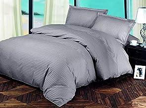 Olive Duvet Cover Set 6pcs King Size 220x240 100% Cotton Hotel Style