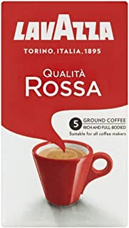 Lavazza Rossa Ground Coffee - 250G