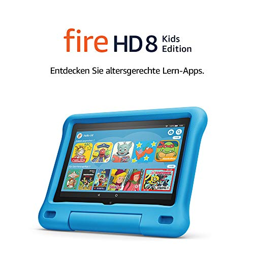 Amazon Fire HD 8 – Kinder-Tablet – Kids Edition (2020) – 8 Zoll, 32 GB - 9