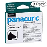 Best Canine Dewormers For Small Dogs - Panacur C Canine Dewormer Dogs 2 Gram Each Review