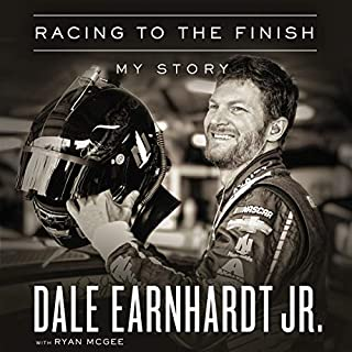 Racing to the Finish audiobook cover art