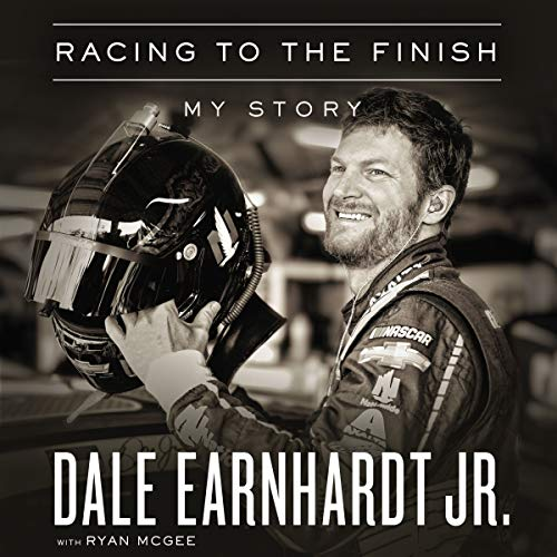 Racing to the Finish                   By:                                                                                                                                 Dale Earnhardt Jr.                               Narrated by:                                                                                                                                 Dale Earnhardt Jr.,                                                                                        Gabe Wicks                      Length: 5 hrs and 2 mins     586 ratings     Overall 4.8