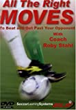 All The Right Moves To Beat And Get Past Your Opponent [DVD] [NTSC]