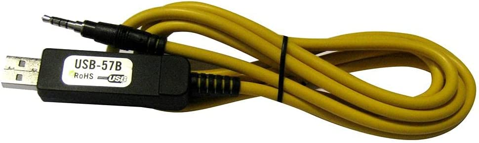Standard Indefinitely Horizon Super sale period limited USB-57B Cable Programming PC