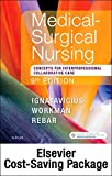 Medical-Surgical Nursing - Two-Volume Text and Study Guide Package: Patient-Centered Collaborative Care