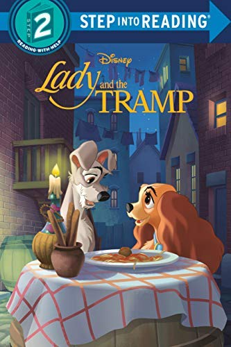 Lady and the Tramp (Disney Lady and the Tramp) (Step Into Reading - Level 1 - Quality) by Random House Disney, Capozzi, Suzy, Finnegan, Delphine (2012) Paperback
