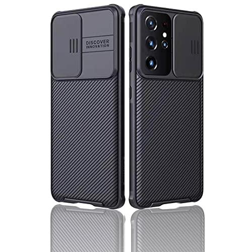 Dayxi Funda Compatible con Samsung Galaxy S21 Ultra 5G Carcasa con Cubierta...