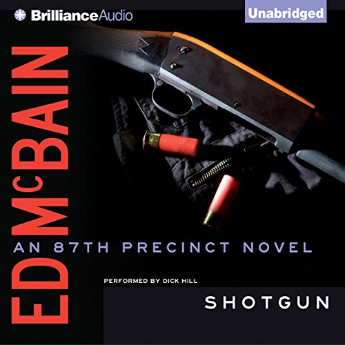 Shotgun audiobook cover art