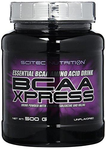 Scitec Nutrition Amino BCAA Xpress, Geschmacksneutral, 500g