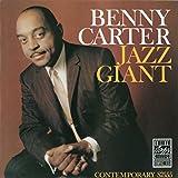 "album cover: ""Benny Carter Jazz Giant"""
