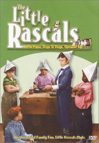 Little Rascals: Little Papa & Dogs & Sprucin [DVD]