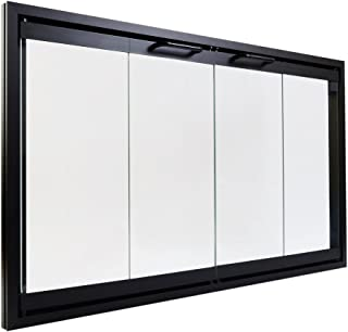 Martin Prefab Fireplace Glass Doors (Fits Opening 42