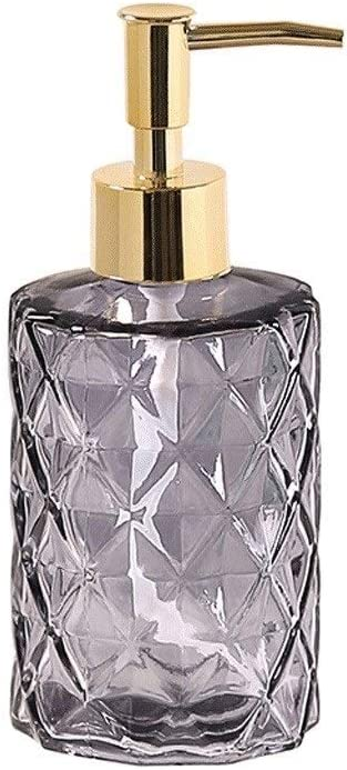 Fengshop Soap Dispenser Nordic Emulsion Green Minneapolis Mall Glass Direct stock discount H Retro Dark