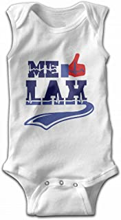 XHX Newborn Babys Hockey Player Sports USA Flag Short Sleeve Romper Onesie Bodysuit Jumpsuit