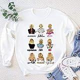 Evolution of Tay-lor Swi-ft Sweatshirts, Folklore Music T-Shirt Long Sleeve Youth Shirt
