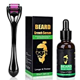 Beard Growth Products Review and Comparison