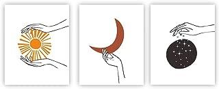 sun moon poster