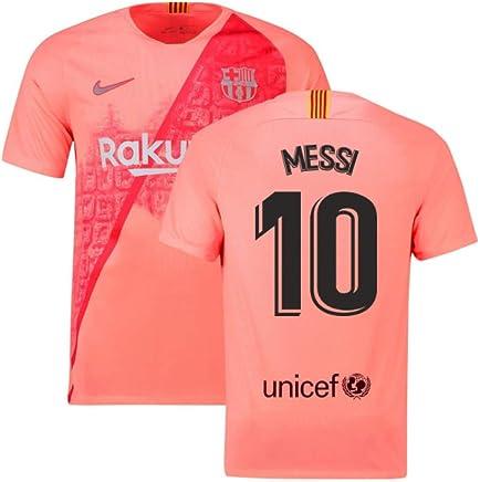 d30816d58 2018-2019 Barcelona Third Nike Football Soccer T-Shirt Jersey (Lionel Messi  10