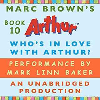 Who's in Love with Arthur? cover art