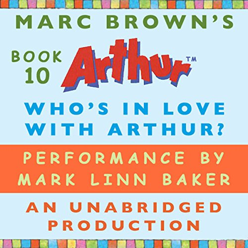 Who's in Love with Arthur? audiobook cover art