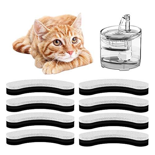 xiaoyao24 Wasserbrunnen für Haustiere, geeignet für WF050 Katzenbrunnen