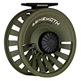 Redington Behemoth 5/6 Fly Reel - O.D Green