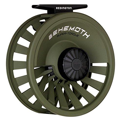 Redington Behemoth 5/6 Fly Reel - O.D Green