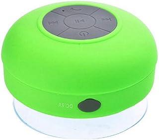 $40 » ZXQZ Speakers Bluetooth Shower Speaker, Portable Wireless Speaker with Suction Cup, Built-in Mic, Waterproof Outdoor Speak...