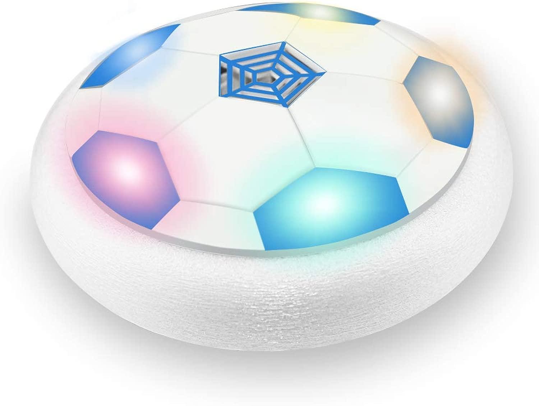Kimy カラフルLEDライト エアパワー フットボール 子供へのプレゼントに最適