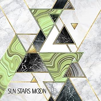 Sun, Stars, Moon
