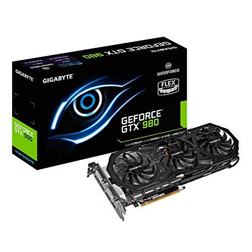 GIGABYTE GeForce GTX 980 4096MB GDDR5 PCI-E 3.0 25