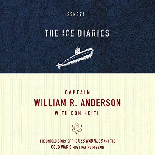 Couverture de The Ice Diaries