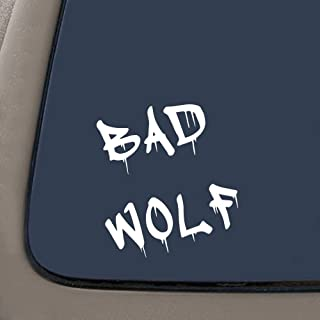 bad wolf doctor who