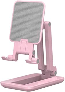 Ayangg Suporte para celular, suporte de telefone de mesa totalmente dobrável ajustável com base antiderrapante e convenien...