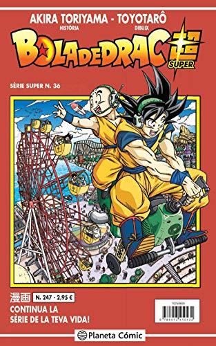 Bola de Drac Sèrie Vermella nº 247 (Manga Shonen)